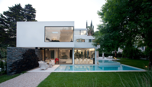 carrara house