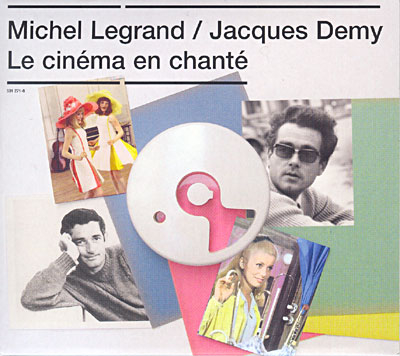 Michel Legrand / Jacques Demy - Le cinema en chanté - ROTD