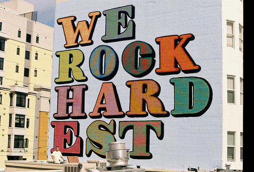 Eine, 'We Rock Hardest', San Francisco