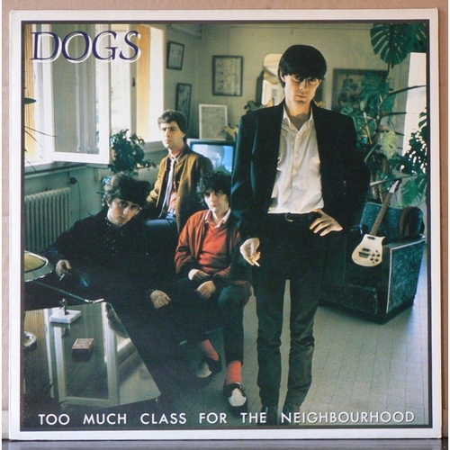 Dogs - Too Much Class For The Neighbourhood - ROTD