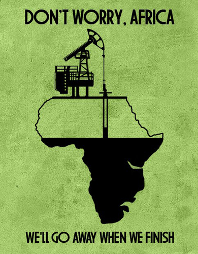Don't Worry Africa...