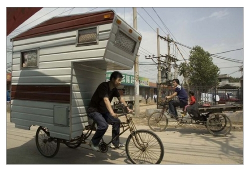 Camping-Cyclette