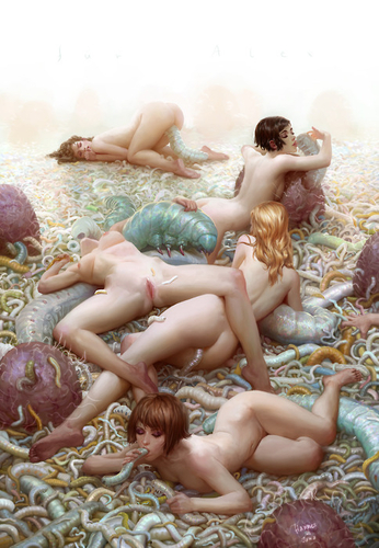 Worms: Orgy Party....