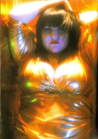 Beth Ditto for Vogue