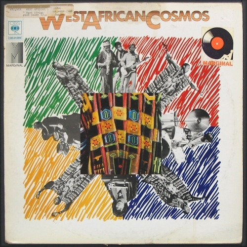 West African Cosmos :: Emeraude / Afro Dige