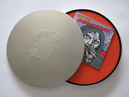 MF DoomMF DOOM - OPERATION: DOOMSDAY