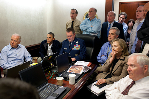 Breaking down the Situation Room - The Washington Post
