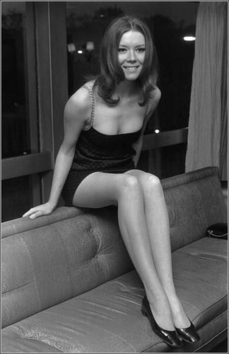 Diana Rigg picture on VisualizeUs