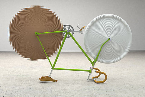 bicycle by  Michael DeLucia