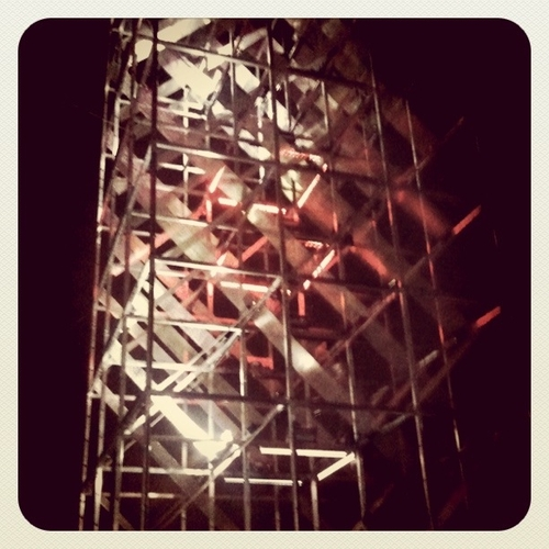 Installation Intel #nuitssonores2011