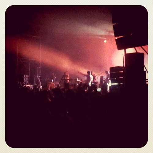 Caribou live  #nuitssonores2011
