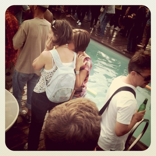 Pool party  #nuitssonores2011