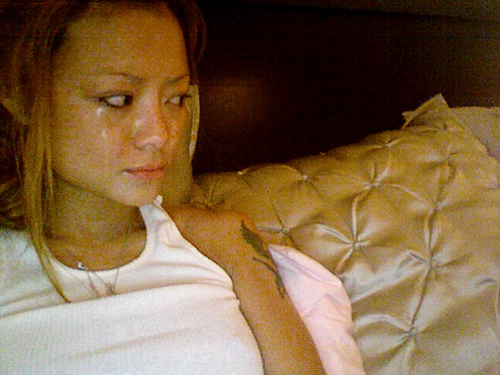 Celebrities all a-Twitter : Tila Tequila
