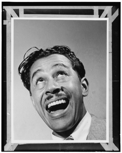 Portrait of Cab Calloway
