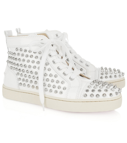 "Christian Louboutin Baskets ""Louis"""