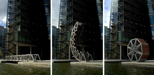 Paddington - Rolling Bridge