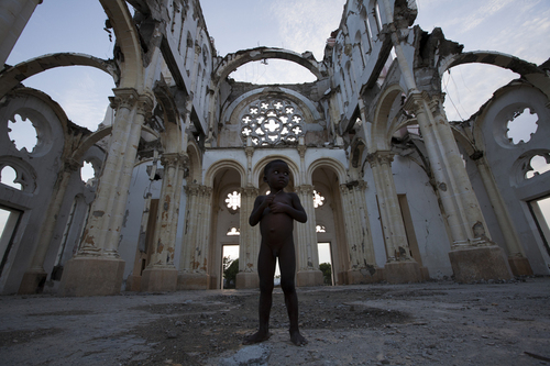 Postcards from Hell, 2011 - Haiti