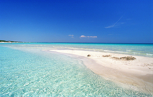 Pescoluse, le Maldive del Salento #holiday #vacances