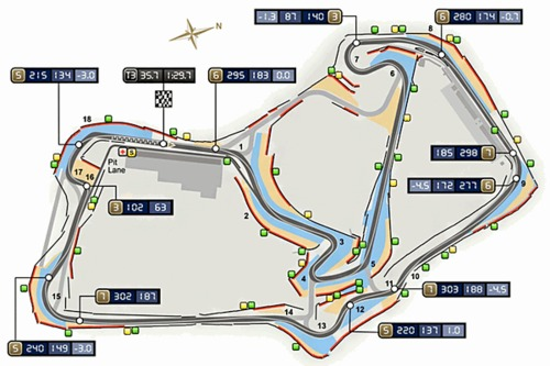 #F1 New Silverstone layout to be used for 2010 British GP