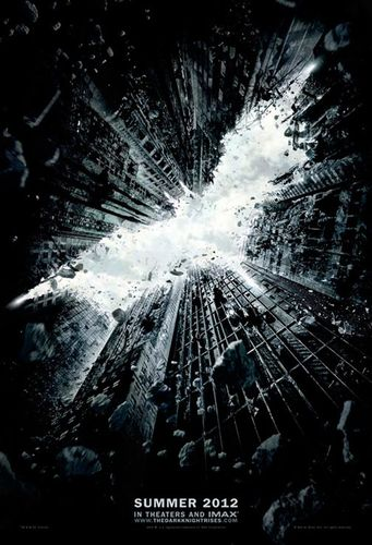 """The Dark Knight Rises"" : première affiche ! [PHOTO] - News - AlloCiné"