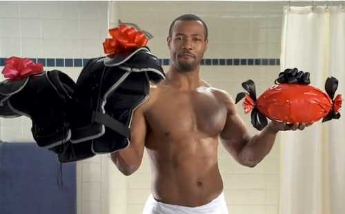 Fabio et Isaiah Mustafa : le duel Old Spice commence ! | MOOV'UP Le BLOG !