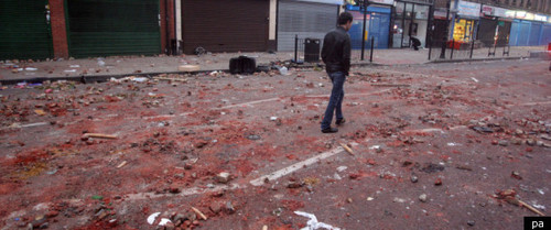 London Riots: Hackney Standoff As Council Staff Warned About Possible Unrest