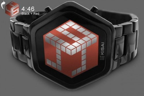 Nouvelle montre Tokyoflash Kisai 3D Unlimited | Le Journal du Geek