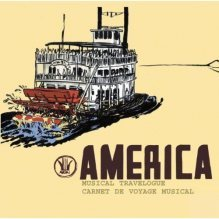 Various artists - America, musical travelogue - ROTD