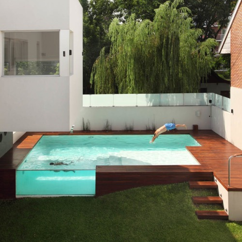 Fancy - Devoto Swimming Pool by Andres Remy