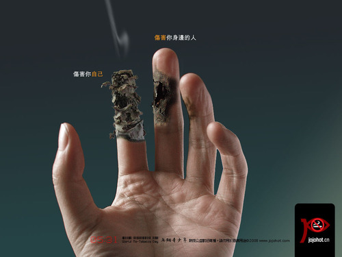 Galleries / Advertising / Associations Campaign - No_Smoking_by_waterist | Fubiz™
