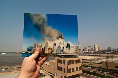 Looking Into The Past : 9/11 | Fubiz™