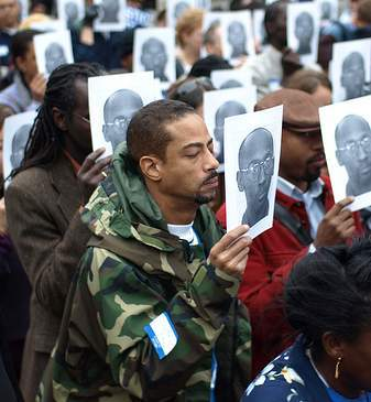Troy Davis Faces #troydavis