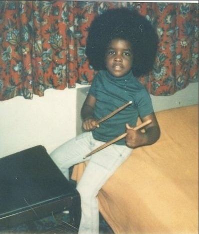 Questlove from the Roots | babydrum