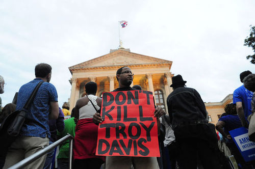 Don't Kill Troy Davis #troydavis