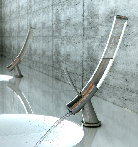 1ℓimit – Faucet Design by Yonggu Do, Dohyung Kim & Sewon Oh » Yanko Design