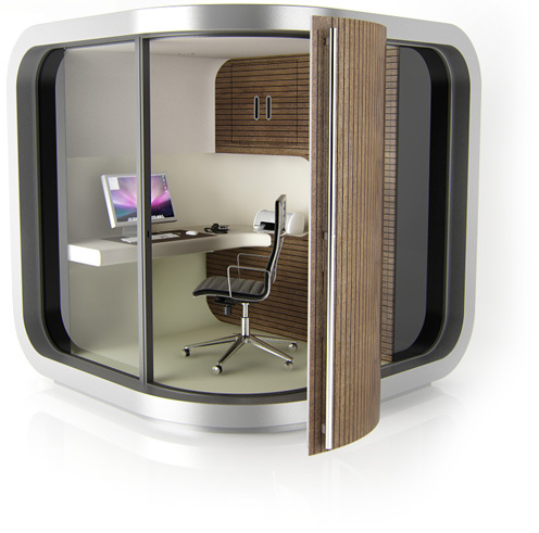 OfficePOD®. Changing the way people work