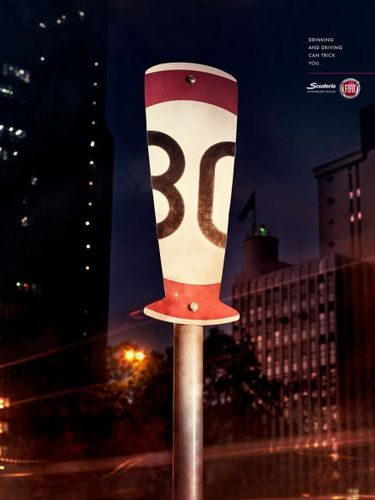 Fiat: Traffic Signs, 3 | Ads of the World™