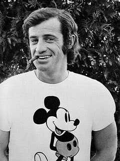 Rare Photographs of Celebrities : Jean-Paul Belmondo