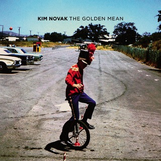 KIM NOVAK sortie du LP : The Golden Mean demain !