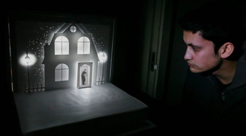 The Magical Pop-Up Book Theater › Illusion – The Most Amazing Creations in Art, Photography, Des