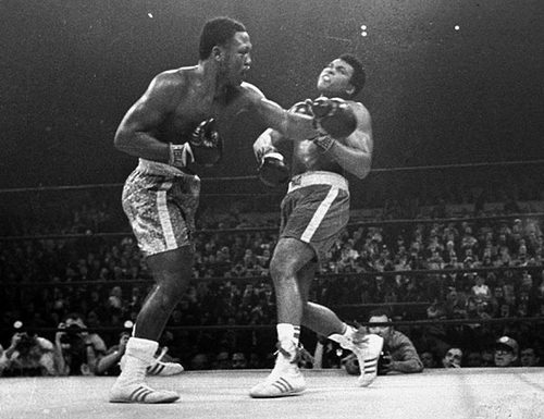 Joe Frazier through the years - latimes.com