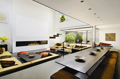 SoHo Penthouse by Nico Rensch