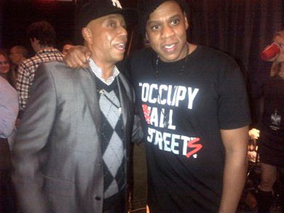 Is Jay-Z Trying To Profit From Occupy Wall Street?