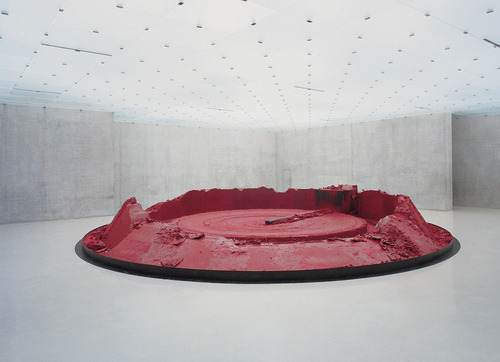 Sculptures by Anish Kapoor