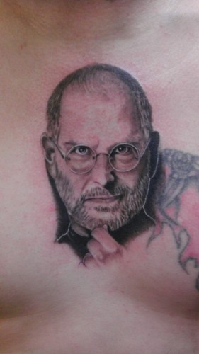 Steve Jobs Tatoo