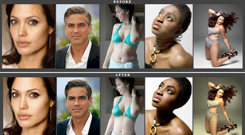 Software to Rate How Drastically Photos Are Retouched