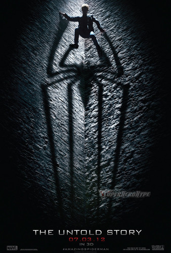 The Amazing Spiderman : Le nouveau poster du film ! | Les Toiles Héroïques