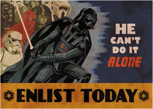 Imperial Forces Propaganda Posters | All That Is Interesting
