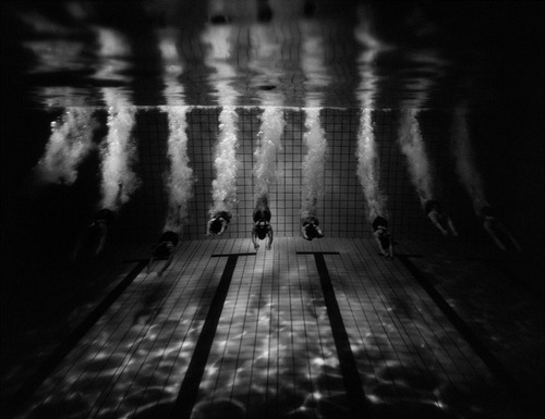 Capturing Highly Disciplined Athletes Worldwide - My Modern Metropolis #underwater