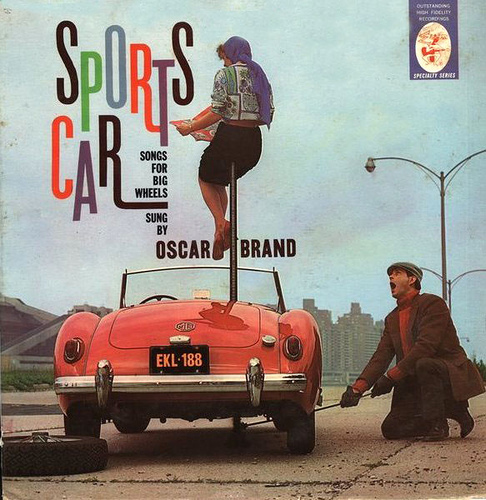 Sports Car : songs for big wheels